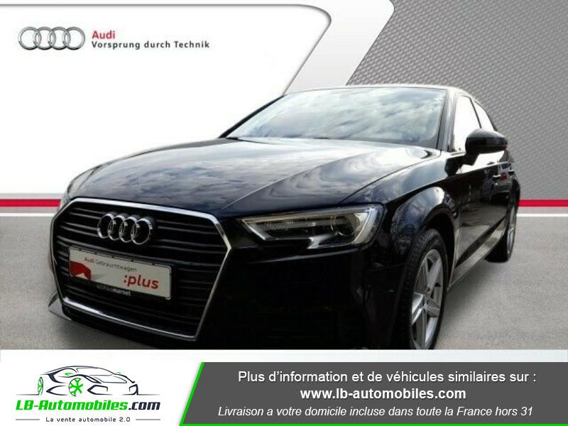 Audi A3 Sportback 35 TFSI 150 Noir occasion à Beaupuy - photo n°10