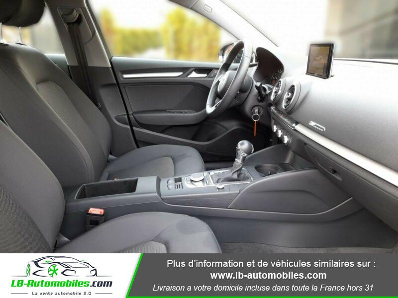 Audi A3 Sportback 35 TFSI 150 Noir occasion à Beaupuy - photo n°5