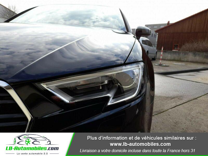 Audi A3 Sportback 35 TFSI 150 Noir occasion à Beaupuy - photo n°15