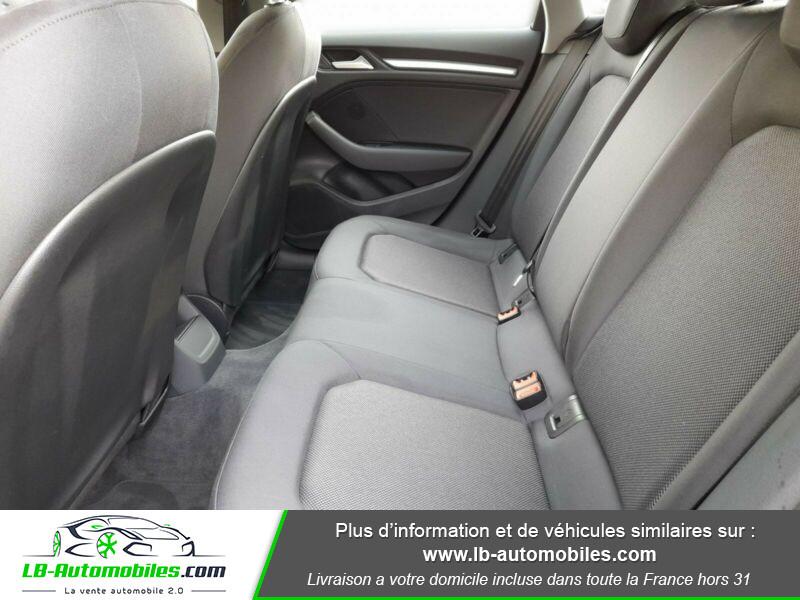 Audi A3 Sportback 35 TFSI 150 Noir occasion à Beaupuy - photo n°11