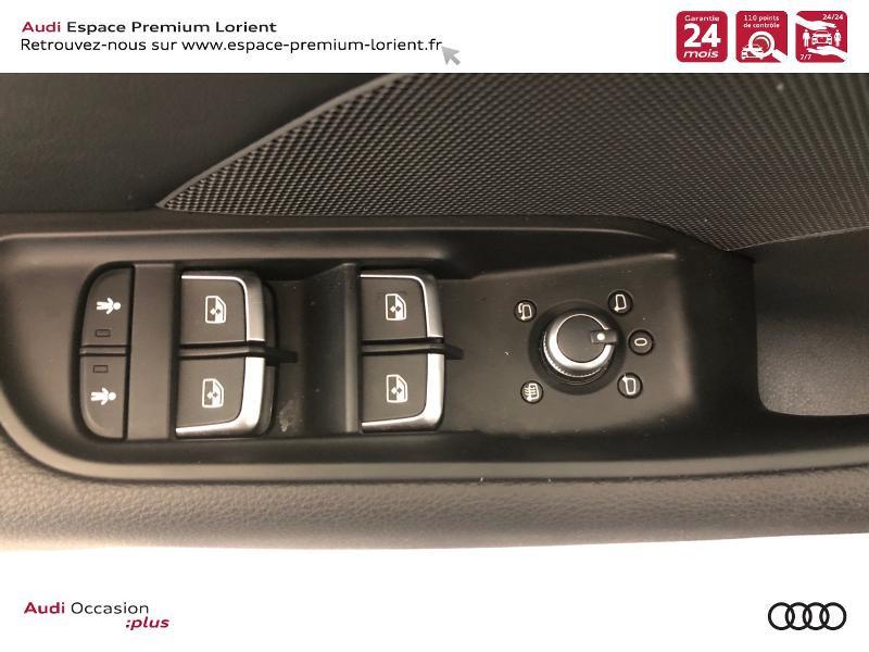 Audi A3 Sportback 35 TFSI 150ch CoD S line S tronic 7 Noir occasion à Lanester - photo n°9