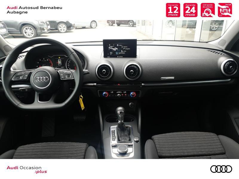 Audi A3 Sportback 35 TFSI 150ch CoD Sport S tronic 7 Euro6d-T Noir occasion à Aubagne - photo n°6