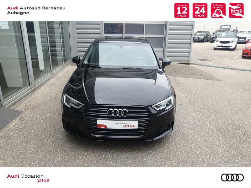 Audi A3 Sportback 35 TFSI 150ch CoD Sport S tronic 7 Euro6d-T Noir occasion à Aubagne - photo n°5