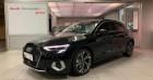 Audi A3 Sportback 35 TFSI 150ch Design Luxe S tronic 7 Noir à Chambourcy 78