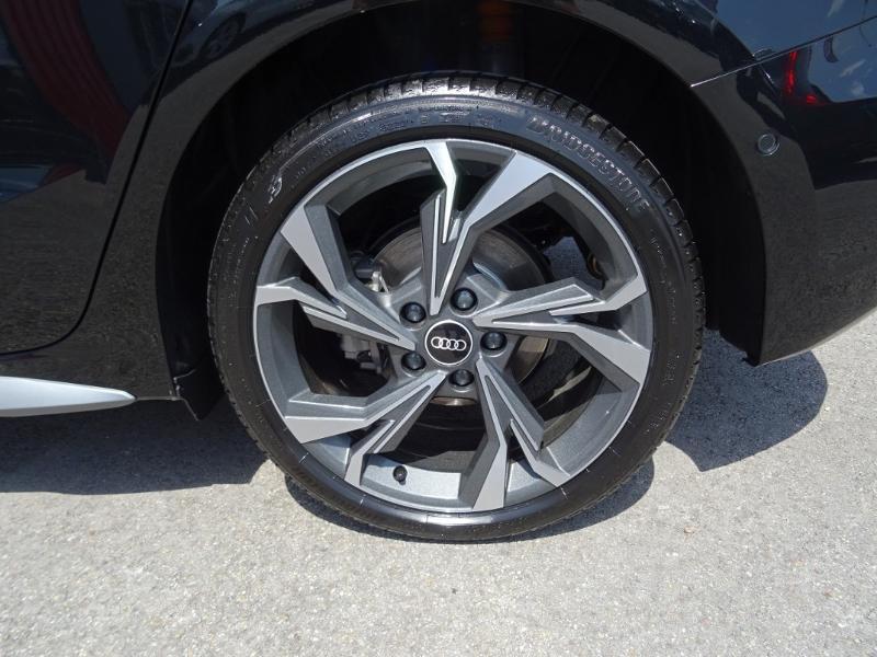 Audi A3 Sportback 35 TFSI 150ch Design Luxe S tronic 7 Noir occasion à Barberey-Saint-Sulpice - photo n°7