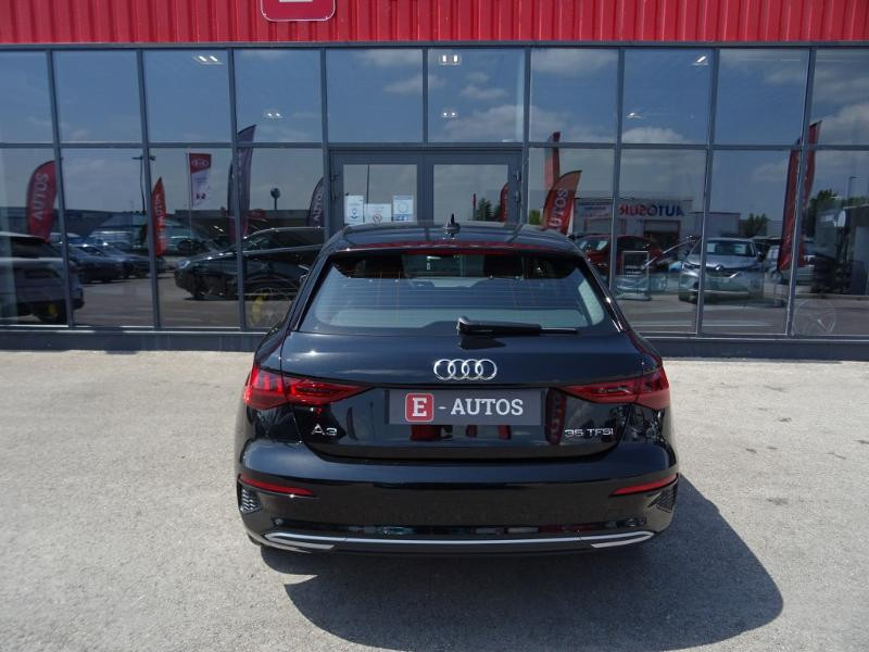 Audi A3 Sportback 35 TFSI 150ch Design Luxe S tronic 7 Noir occasion à Barberey-Saint-Sulpice - photo n°6