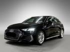 Audi A3 Sportback 35 TFSI 150CH S LINE S TRONIC 7 Noir à Villenave-d'Ornon 33