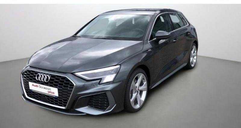Audi A3 Sportback 35 TFSI 150ch S line Gris occasion à Augny