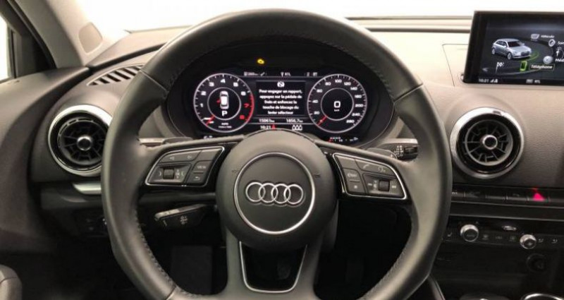 Audi A3 Sportback 35 TFSI CoD 150 S tronic 7 Design Luxe Blanc occasion à AHUY - photo n°5