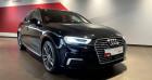 Audi A3 Sportback 40 e-tron 204 S tronic 6 Design Luxe Noir à Saint-Ouen 93