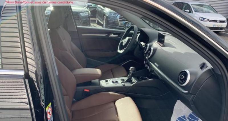 Audi A3 Sportback 40 e-tron 204ch Design luxe S tronic 6 Euro6d-T Noir occasion à La Rochelle - photo n°7