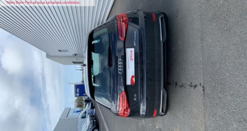 Audi A3 Sportback 40 e-tron 204ch Design luxe S tronic 6 Euro6d-T Noir occasion à La Rochelle - photo n°4