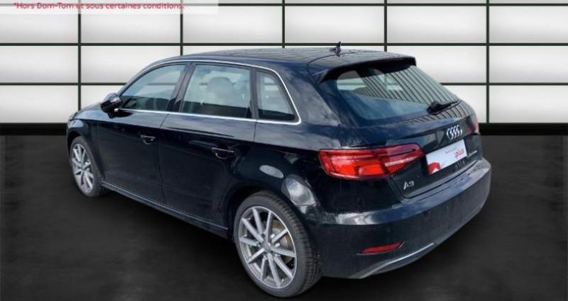 Audi A3 Sportback 40 e-tron 204ch Design luxe S tronic 6 Euro6d-T Noir occasion à La Rochelle - photo n°5