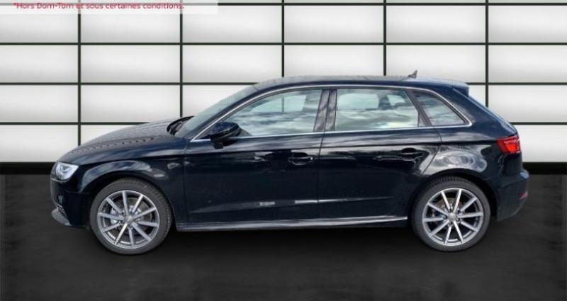 Audi A3 Sportback 40 e-tron 204ch Design luxe S tronic 6 Euro6d-T Noir occasion à La Rochelle - photo n°3