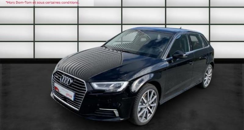 Audi A3 Sportback 40 e-tron 204ch Design luxe S tronic 6 Euro6d-T Noir occasion à La Rochelle