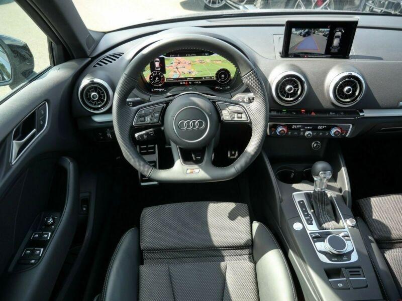 Audi A3 Sportback 40 E-TRON 204CH S TRONIC 6 EURO6D-T 8CV Noir occasion à Villenave-d'Ornon - photo n°7