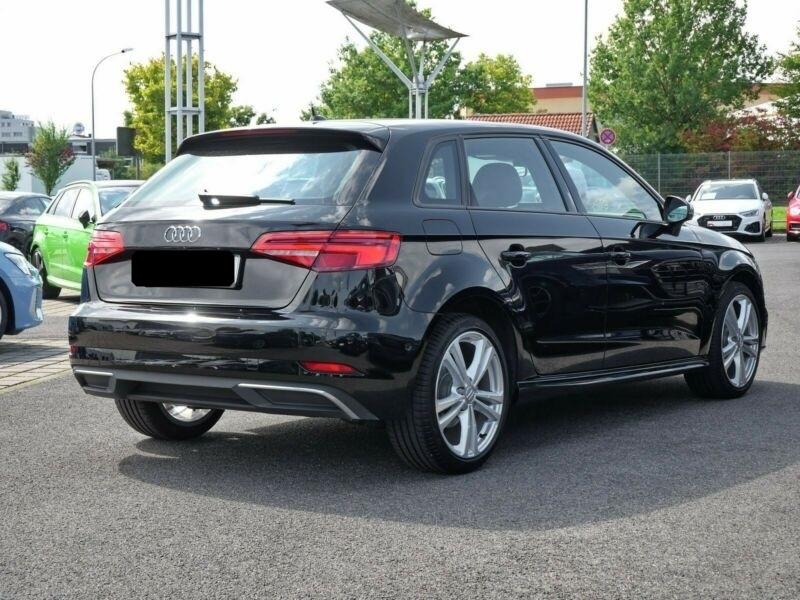 Audi A3 Sportback 40 E-TRON 204CH S TRONIC 6 EURO6D-T 8CV Noir occasion à Villenave-d'Ornon - photo n°2