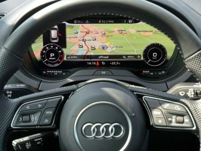 Audi A3 Sportback 40 E-TRON 204CH S TRONIC 6 EURO6D-T 8CV Noir occasion à Villenave-d'Ornon - photo n°8