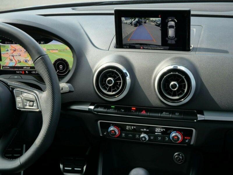 Audi A3 Sportback 40 E-TRON 204CH S TRONIC 6 EURO6D-T 8CV Noir occasion à Villenave-d'Ornon - photo n°5