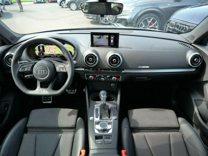 Audi A3 Sportback 40 E-TRON 204CH S TRONIC 6 EURO6D-T 8CV Noir occasion à Villenave-d'Ornon - photo n°4