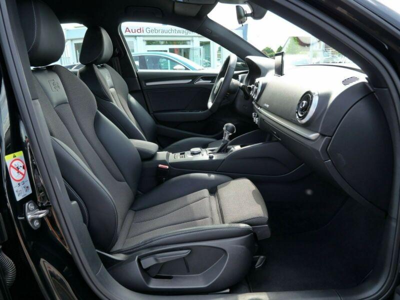 Audi A3 Sportback 40 E-TRON 204CH S TRONIC 6 EURO6D-T 8CV Noir occasion à Villenave-d'Ornon - photo n°3