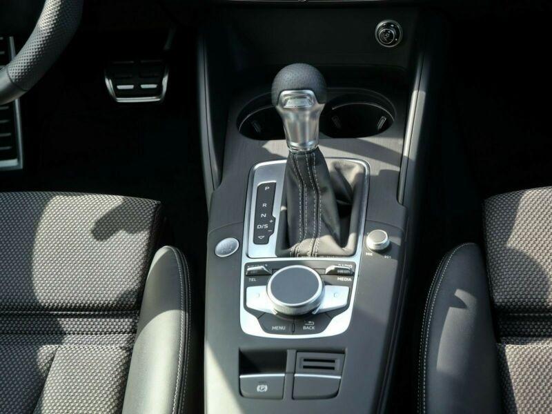 Audi A3 Sportback 40 E-TRON 204CH S TRONIC 6 EURO6D-T 8CV Noir occasion à Villenave-d'Ornon - photo n°6