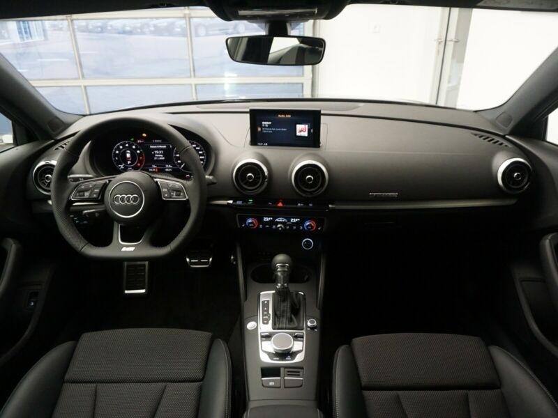 Audi A3 Sportback 40 E-TRON 204CH S TRONIC 6 EURO6D-T Noir occasion à Villenave-d'Ornon - photo n°8
