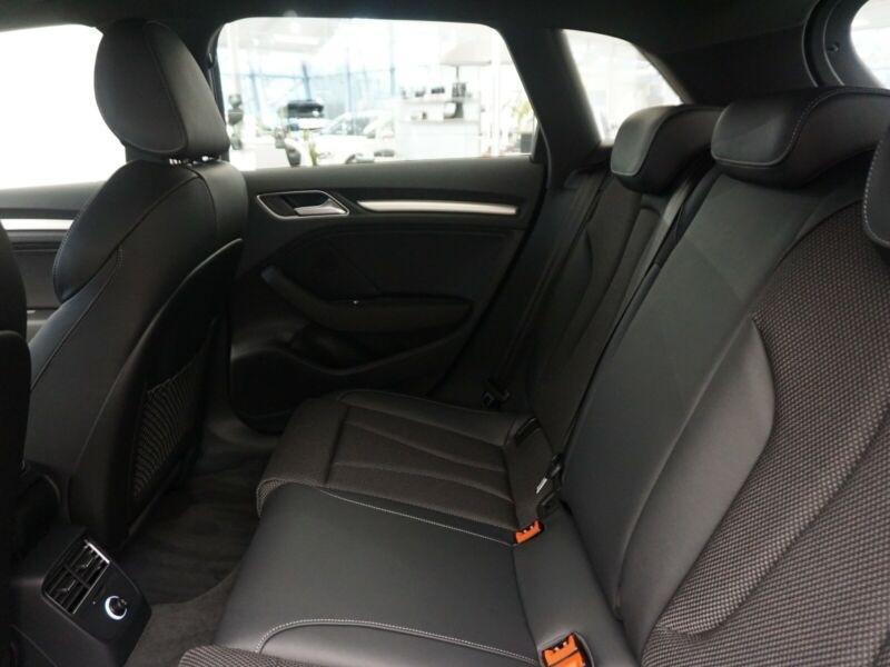 Audi A3 Sportback 40 E-TRON 204CH S TRONIC 6 EURO6D-T Noir occasion à Villenave-d'Ornon - photo n°7