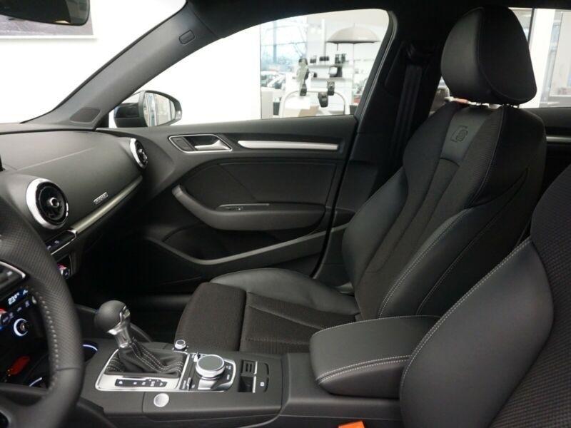 Audi A3 Sportback 40 E-TRON 204CH S TRONIC 6 EURO6D-T Noir occasion à Villenave-d'Ornon - photo n°5