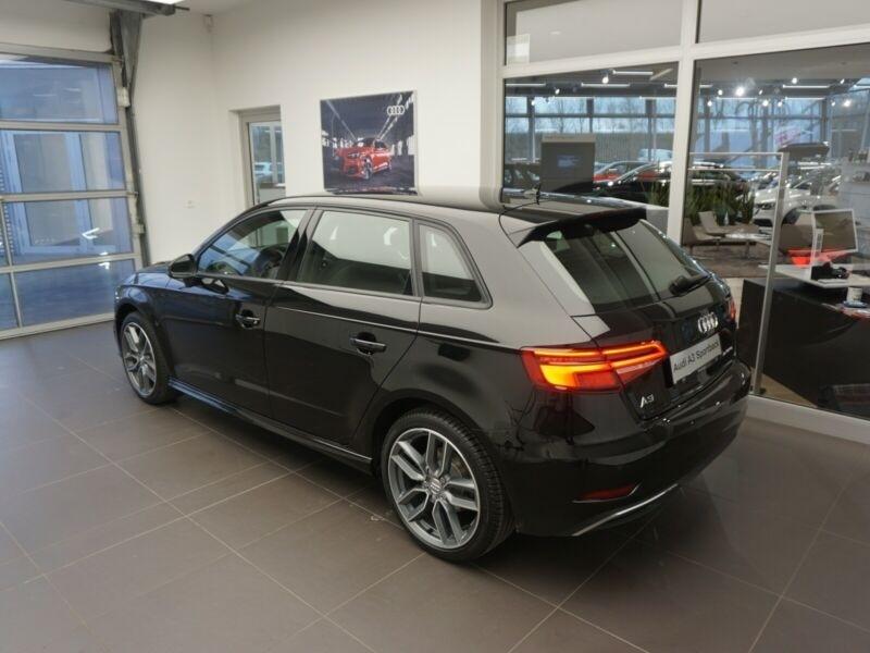 Audi A3 Sportback 40 E-TRON 204CH S TRONIC 6 EURO6D-T Noir occasion à Villenave-d'Ornon - photo n°3