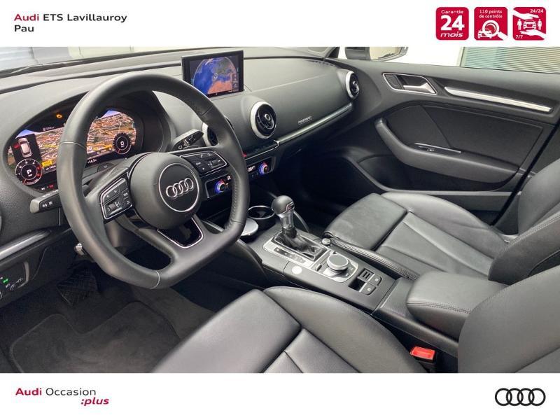 Audi A3 Sportback 40 TDI 184ch Design luxe quattro S tronic 7 Euro6d-T Noir occasion à Lescar - photo n°12