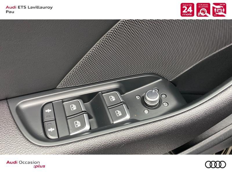 Audi A3 Sportback 40 TDI 184ch Design luxe quattro S tronic 7 Euro6d-T Noir occasion à Lescar - photo n°18