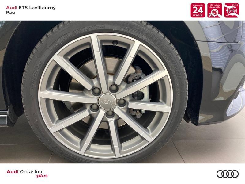 Audi A3 Sportback 40 TDI 184ch Design luxe quattro S tronic 7 Euro6d-T Noir occasion à Lescar - photo n°9