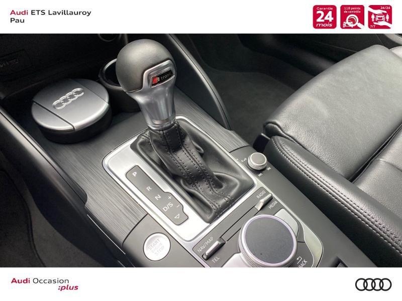 Audi A3 Sportback 40 TDI 184ch Design luxe quattro S tronic 7 Euro6d-T Noir occasion à Lescar - photo n°14