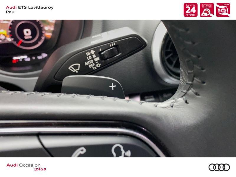 Audi A3 Sportback 40 TDI 184ch Design luxe quattro S tronic 7 Euro6d-T Noir occasion à Lescar - photo n°17