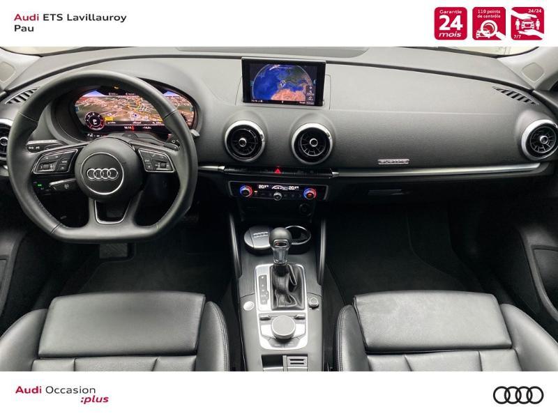 Audi A3 Sportback 40 TDI 184ch Design luxe quattro S tronic 7 Euro6d-T Noir occasion à Lescar - photo n°4