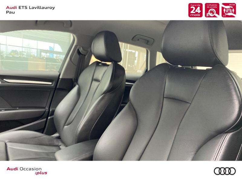 Audi A3 Sportback 40 TDI 184ch Design luxe quattro S tronic 7 Euro6d-T Noir occasion à Lescar - photo n°13