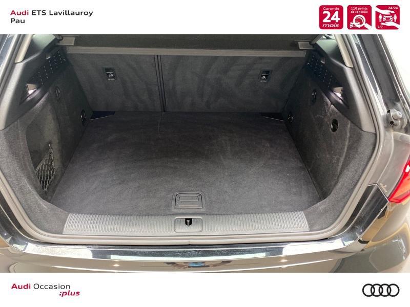 Audi A3 Sportback 40 TDI 184ch Design luxe quattro S tronic 7 Euro6d-T Noir occasion à Lescar - photo n°11