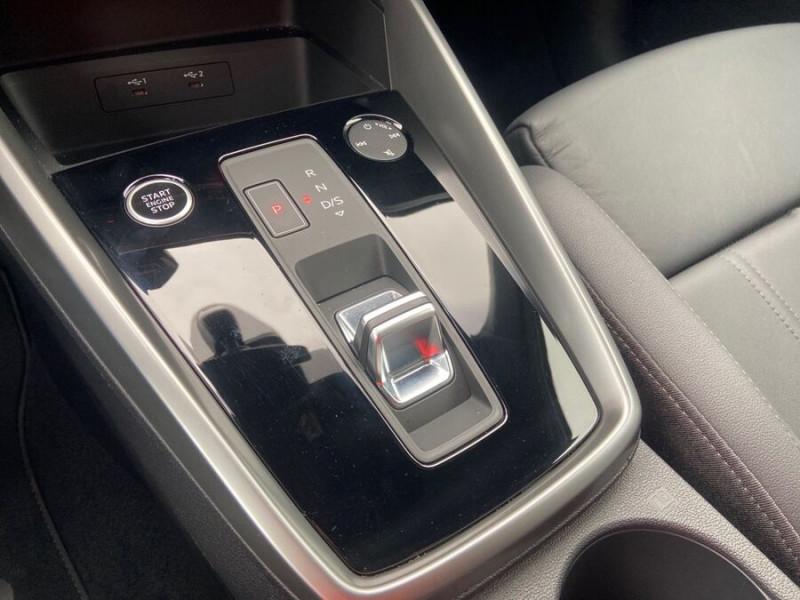 Audi A3 Sportback 40 TFSI E 204 S TRONIC DESIGN LUXE Blanc occasion à Montauban - photo n°19