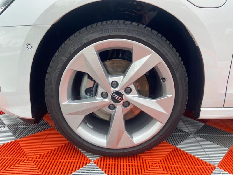 Audi A3 Sportback 40 TFSI E 204 S TRONIC DESIGN LUXE Blanc occasion à Montauban - photo n°6