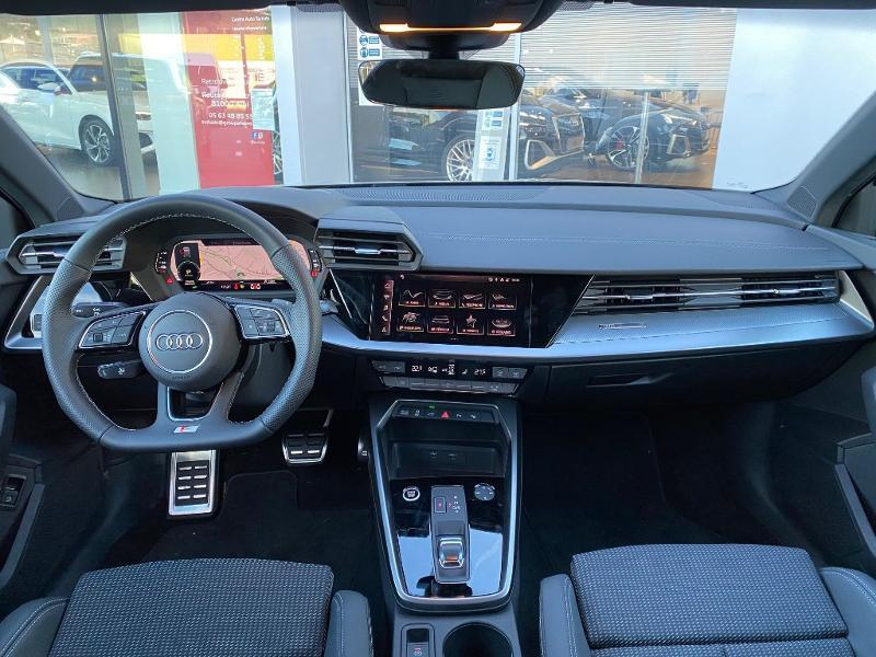 Audi A3 Sportback 40 TFSI e 204ch S line S tronic 6 Gris occasion à Albi - photo n°3