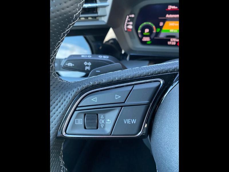 Audi A3 Sportback 40 TFSI e 204ch S line S tronic 6 Gris occasion à Albi - photo n°15