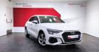 Audi A3 Sportback 40 TFSIe 204 S Tronic 6 S Line Blanc à Saint-Ouen 93