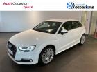 Audi A3 Sportback A3 Sportback 1.4 TFSI e-tron 204 S tronic 6 Design Luxe 5p Blanc à Échirolles 38
