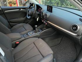 Audi A3 Sportback a3 sportback 1.6 tdi 105CV AMBITION Noir occasion à Castelmaurou - photo n°4