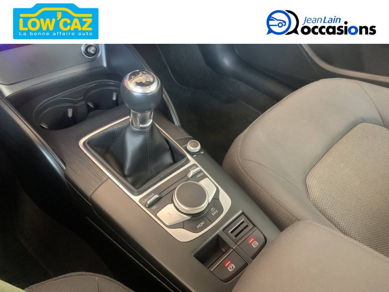 Audi A3 Sportback A3 Sportback 1.6 TDI 116 Business line 5p Blanc occasion à La Ravoire - photo n°18