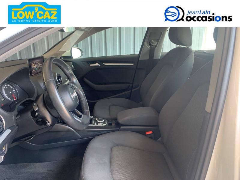Audi A3 Sportback A3 Sportback 1.6 TDI 116 Business line 5p Blanc occasion à La Ravoire - photo n°11