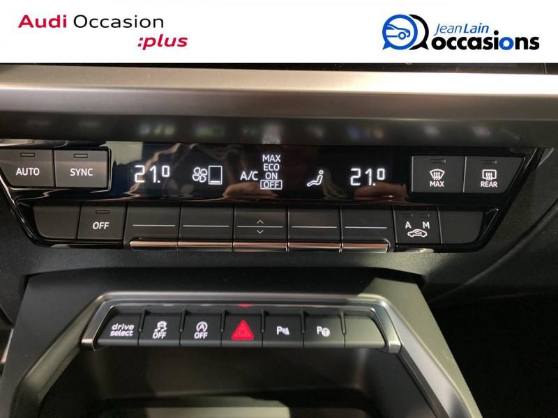 Audi A3 Sportback A3 Sportback 30 TDI 116 Design 5p Gris occasion à Seynod - photo n°14