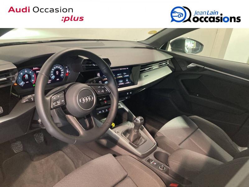 Audi A3 Sportback A3 Sportback 30 TDI 116 Design 5p Gris occasion à Seynod - photo n°11