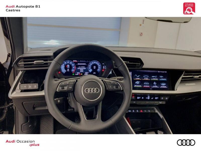 Audi A3 Sportback A3 Sportback 30 TFSI 110 S tronic 7 Design 5p Noir occasion à Castres - photo n°10